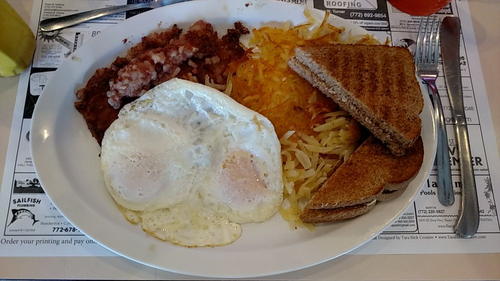 Rick's Diner: 466 SW Port St Lucie Blvd, Port Saint Lucie, FL