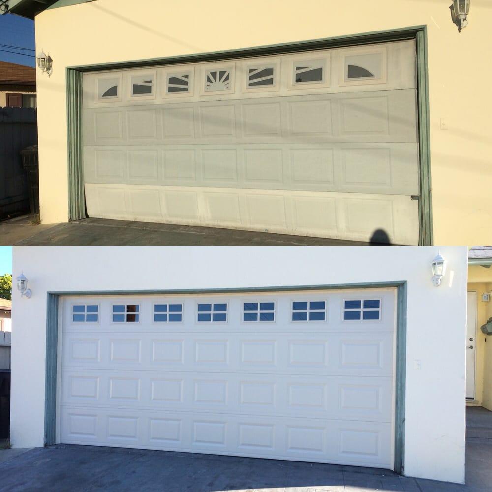 Socal garage doors 30 recensioni servizi per porte di for 2 piedi quadrati per garage