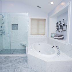 J m tile granite and marble 44 photos contractors - Bathroom remodeling woodbridge va ...