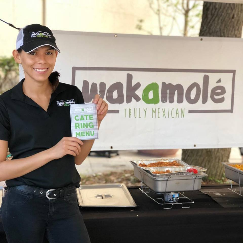 Wakamole Truly Mexican: Clearwater, FL