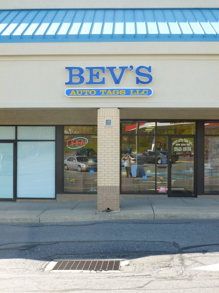 Bev's Auto Tags: 2910 Easton Ave, Bethlehem, PA