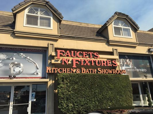 Faucets N Fixtures 343 S Tustin St Orange Ca Kitchen Accessories