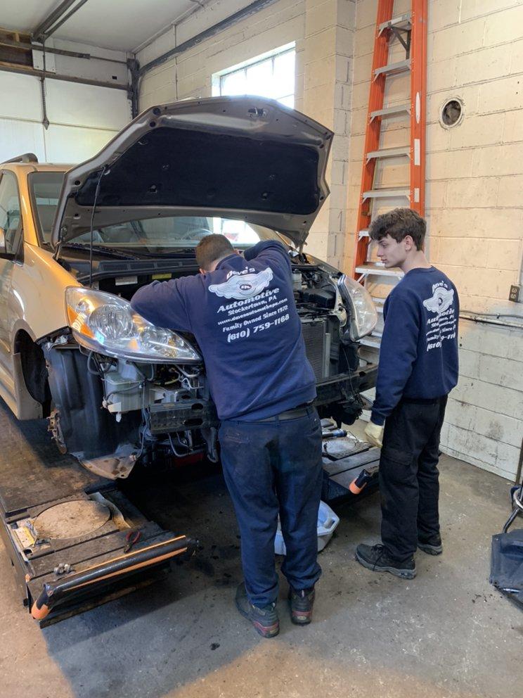 Dave's Automotive: 114 Main St, Stockertown, PA