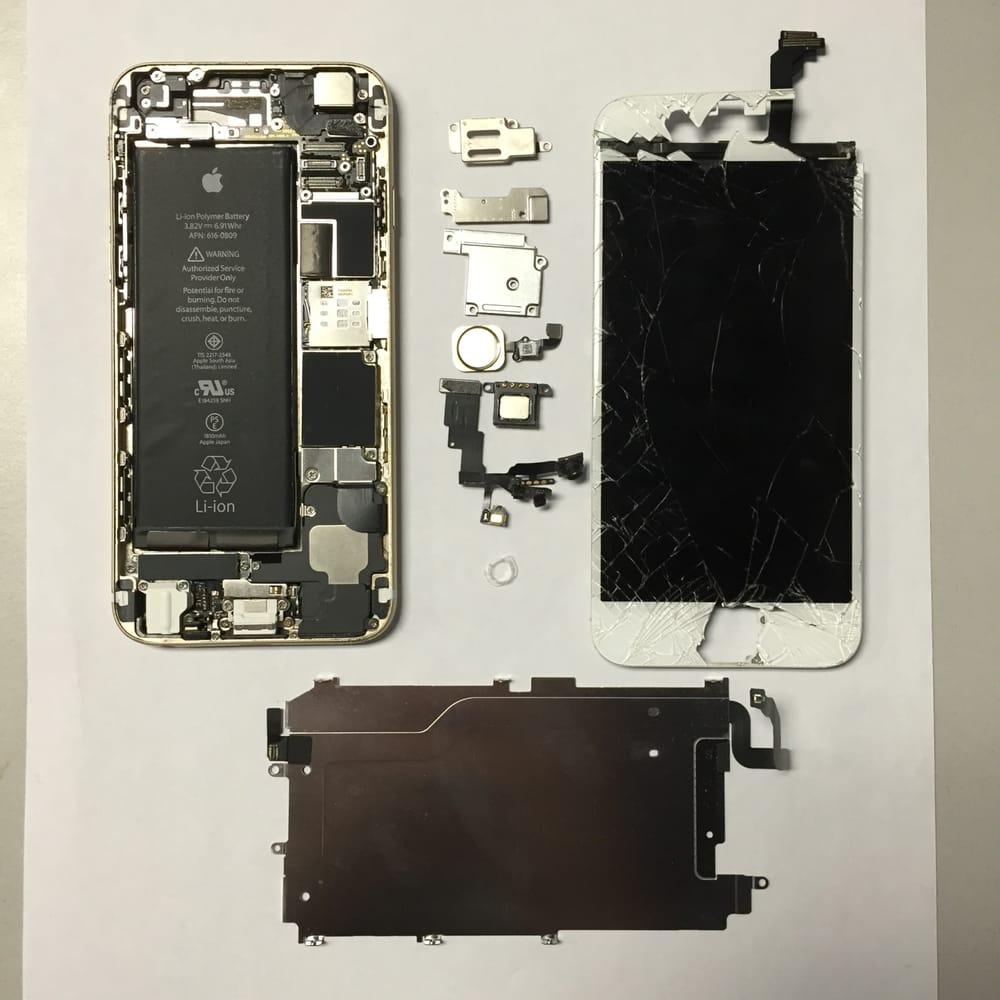 Iphone Screen Repair Sacramento