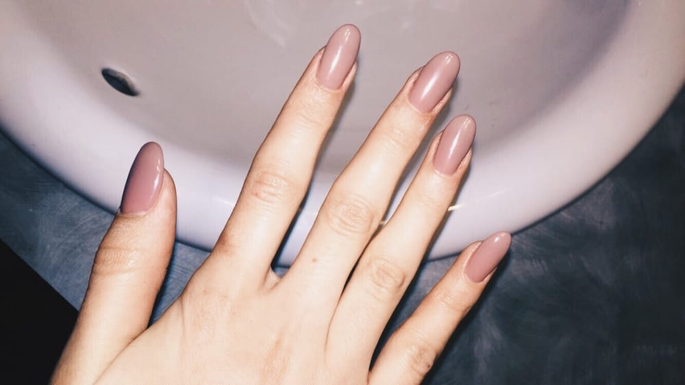 Photo Of Best Nails Image Helen Ga United States Long Almond Shaped