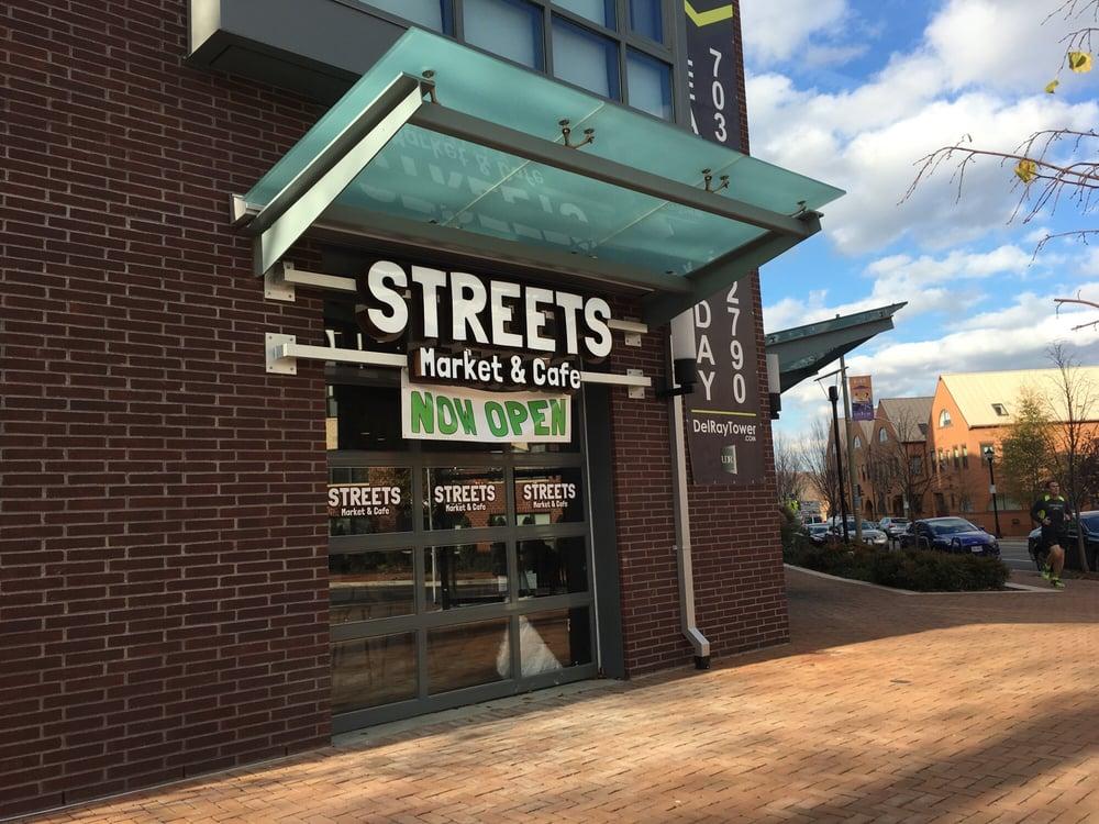 Streets Market & Cafe: 3108 Mt Vernon Ave, Alexandria, VA