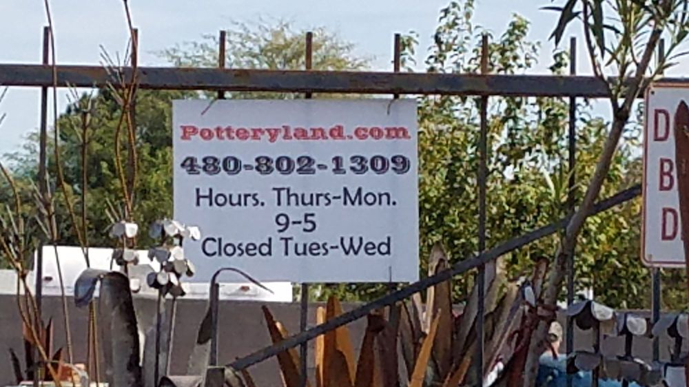Potteryland - 28 Photos & 14 Reviews - Nurseries & Gardening
