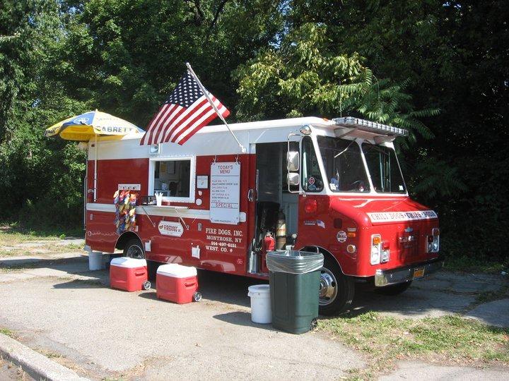 Fire Dogs: Buchanan, NY