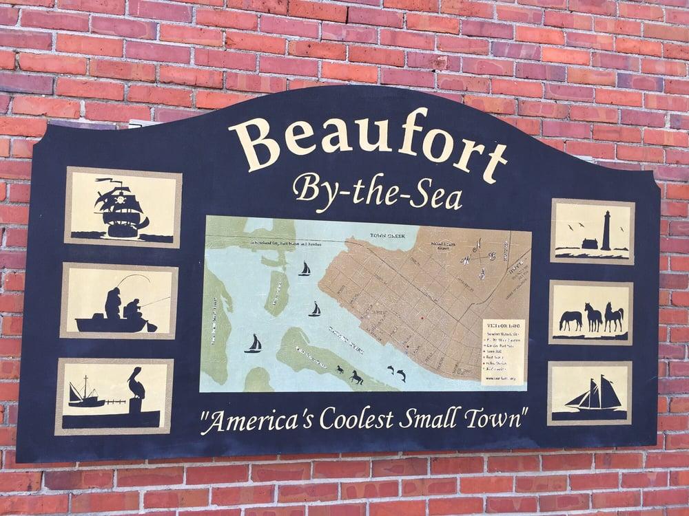 Beaufort Docks: 500 Front St, Beaufort, NC