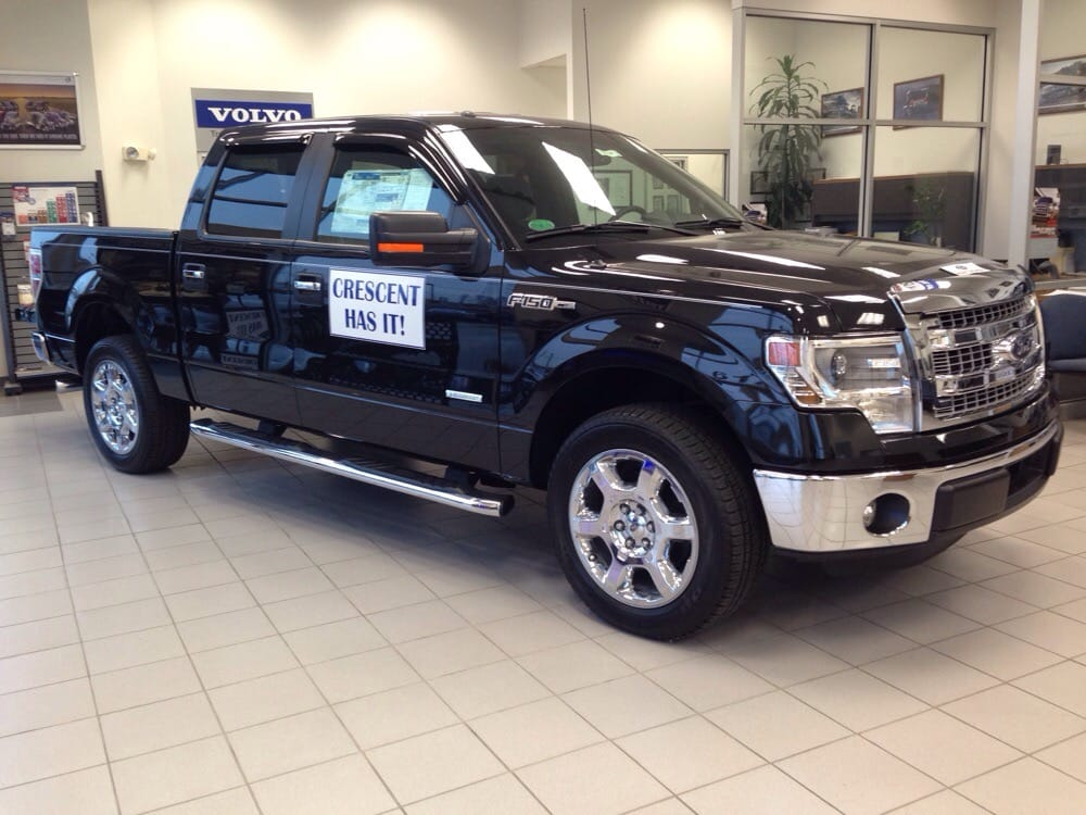 Crescent Ford Truck Sales