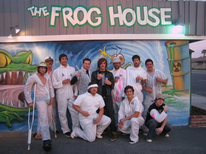The Froghouse Newport Beach