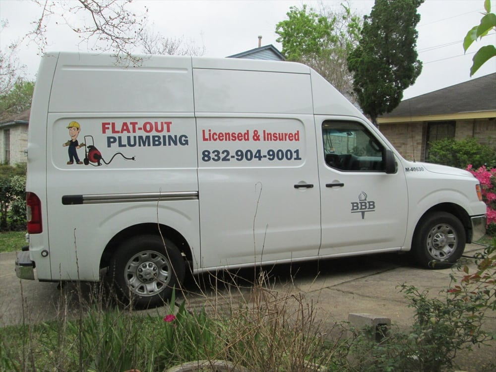 Flat out plumbing services 55 photos 26 reviews for Plumber 77080