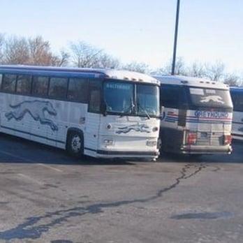 Greyhound Bus Lines - ...