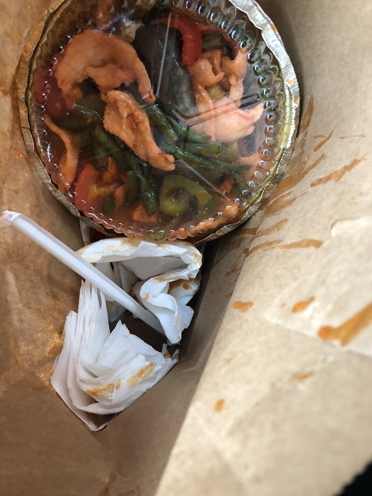 Food from Dumpling + Noodle