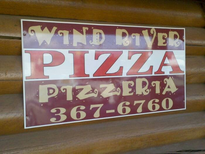 Wind River Pizzeria & Pasta: 110 S Pinedale, Pinedale, WY
