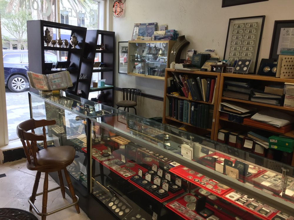 Gables Coin & Stamp Shop