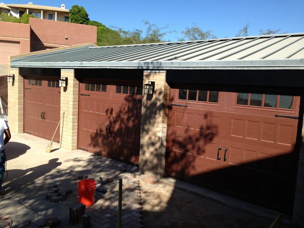 Photos for garage doors 4 less yelp for Garage door phoenix az