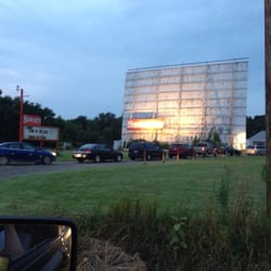 Sunset drive in mansfield