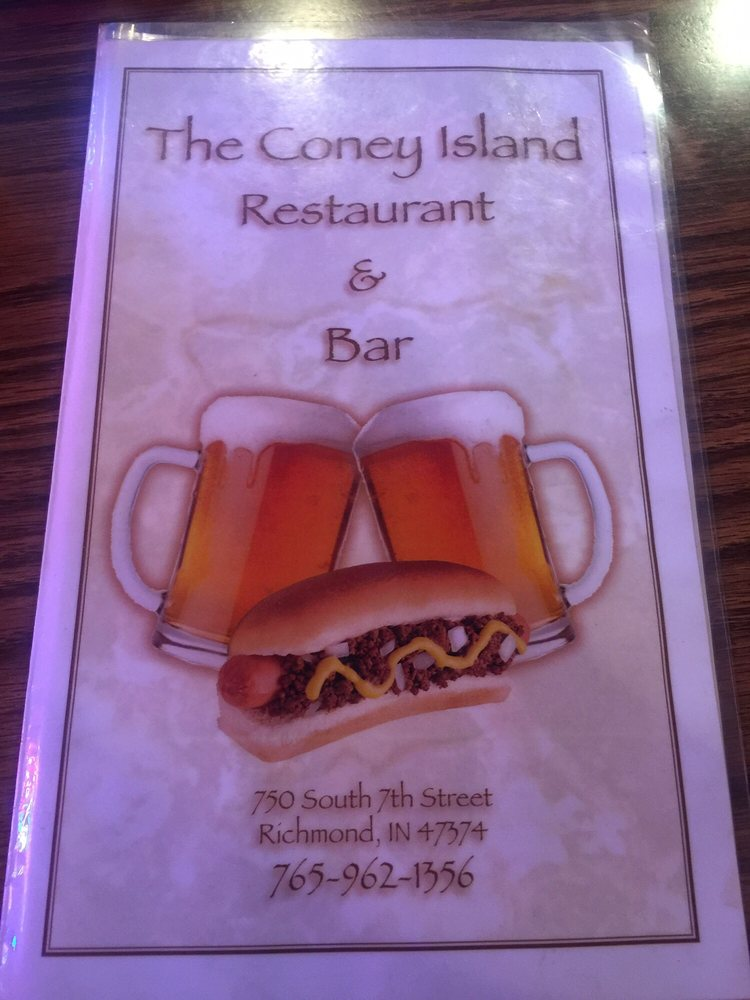 Coney Island Bar: 750 S 7th St, Richmond, IN