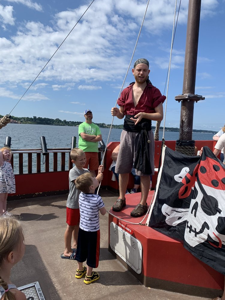 Scallywags Pirate Adventures: 2 State St, Erie, PA