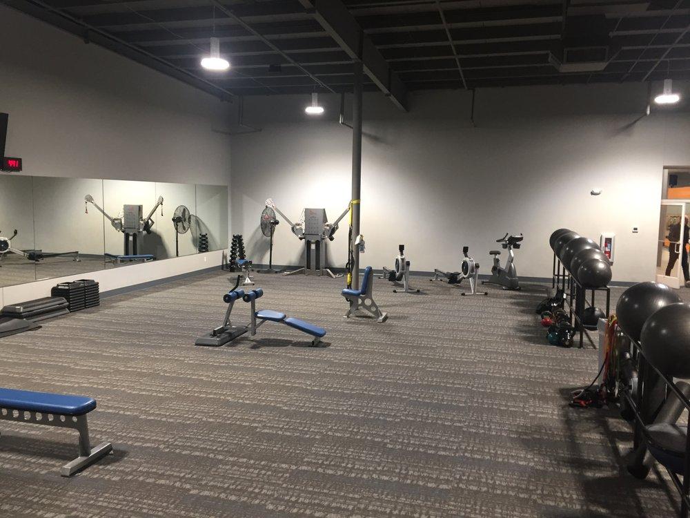 Aspen Athletic Club: 4349 Merle Hay Rd, Des Moines, IA