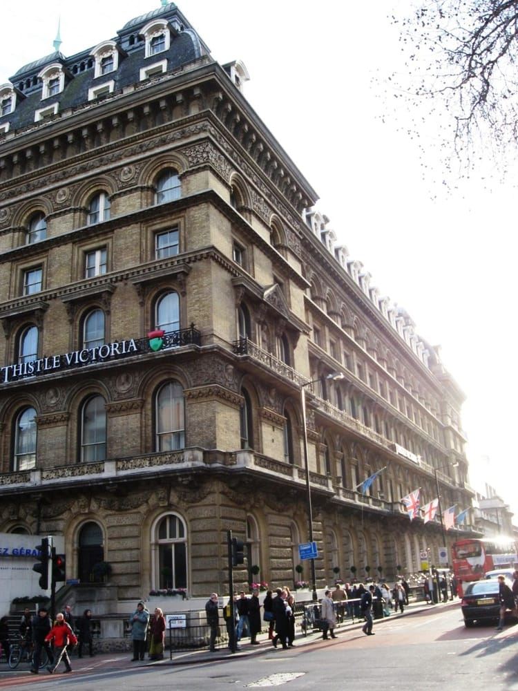 The 6 Best Hotels near Victoria Coach Station, London, UK