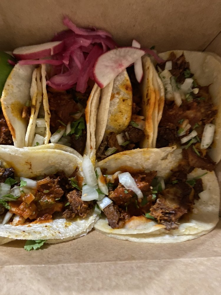 Tacos and Papas: 428 S Myrtle Ave, Monrovia, CA