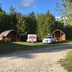 St Ignace Mackinac Island Koa 15 Reviews Campgrounds W1118 - Us-map-of-koa-campgrounds