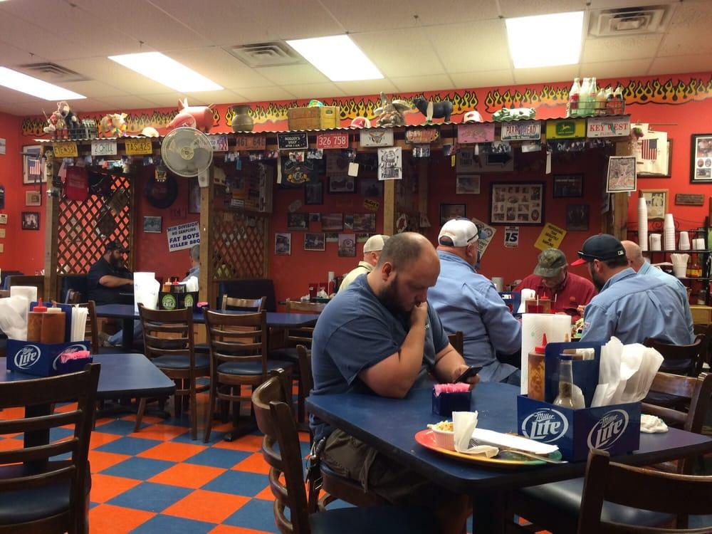Fat Boys Barbque: 14611 Arch St, Little Rock, AR