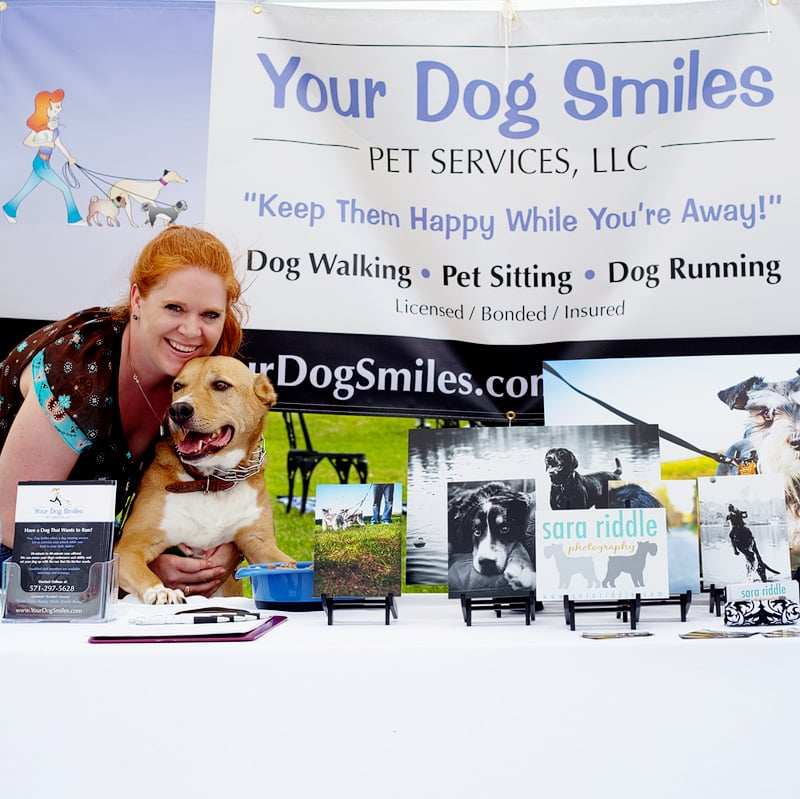 Your Dog Smiles Pet Services: 1350 Beverly Rd, McLean, VA