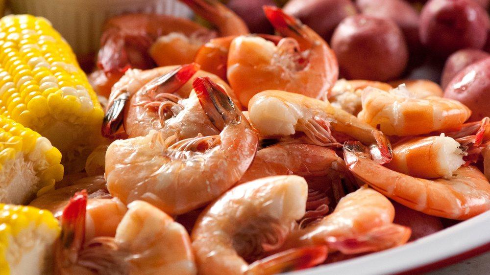 C'Bon Crawfish Shack: 1010 Marina Bay Dr, Clear Lake Shores, TX