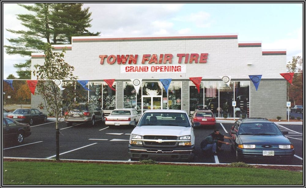 Town Fair Tire - 11 Photos & 12 Reviews - Tires - 605 Amherst St - Nashua, NH, United States ...