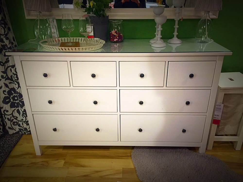Photo Of Ikea Brooklyn Ny United States Hemnes White Stain 8