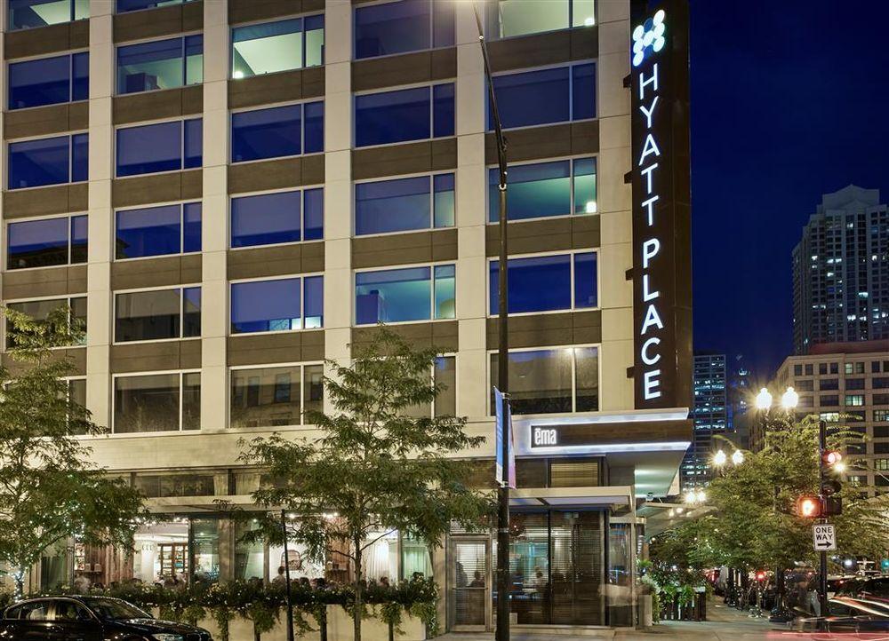 hyatt place chicago river north 103 photos 94 reviews. Black Bedroom Furniture Sets. Home Design Ideas