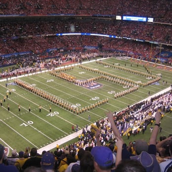 Photo Of Mercedes Benz Superdome   New Orleans, LA, United States. 2008