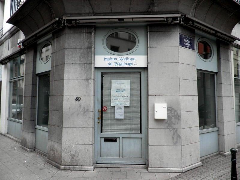maison m 233 dicale du b 233 guinage centre doctors surgery rue de laeken 89 centre ville