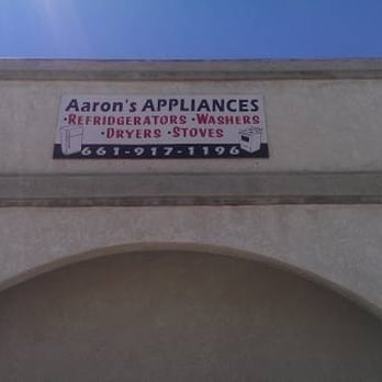 Aarons Used Appliance Appliances Repair W Ave L - Aarons store map us