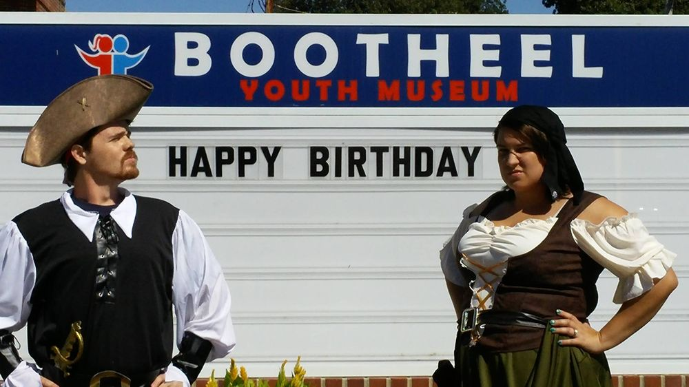 Bootheel Youth Museum: 700 N Douglass St, Malden, MO