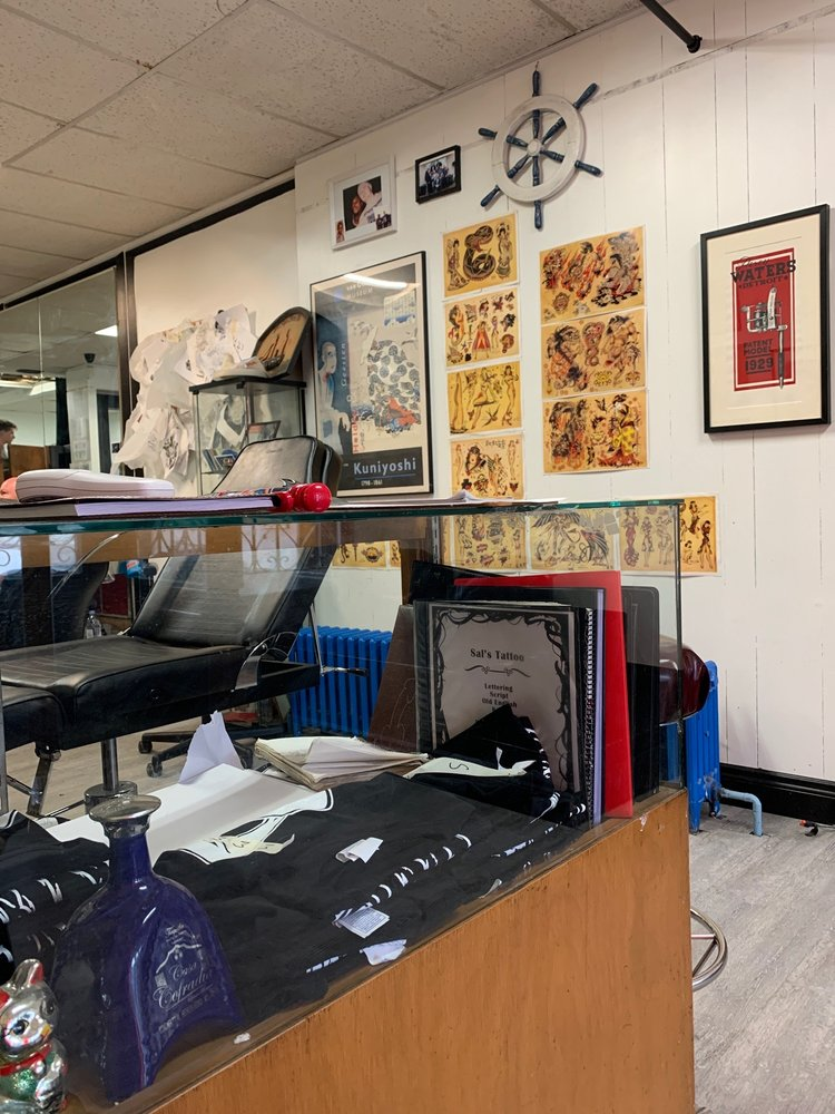 Sal's Tattoo & Barber Shop