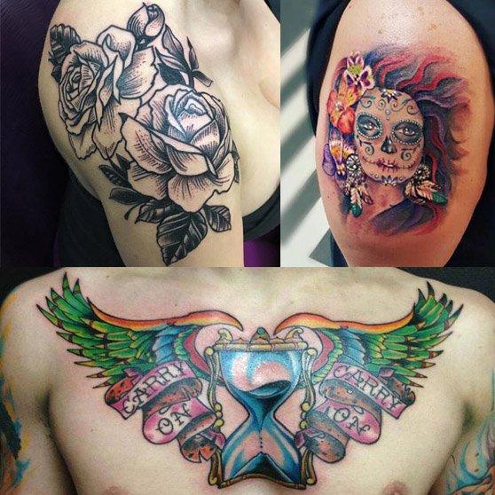 Tattoo Artist Piercing Tattoos And Piercings Tattoo Near Me