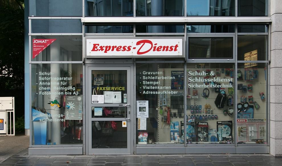 Express Dienst Keys Locksmiths Gohlis Arkaden Leipzig