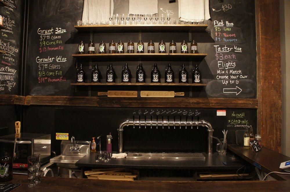 Yelp Reviews for Locust Cider & Brewing Ballard - 73 Photos & 34