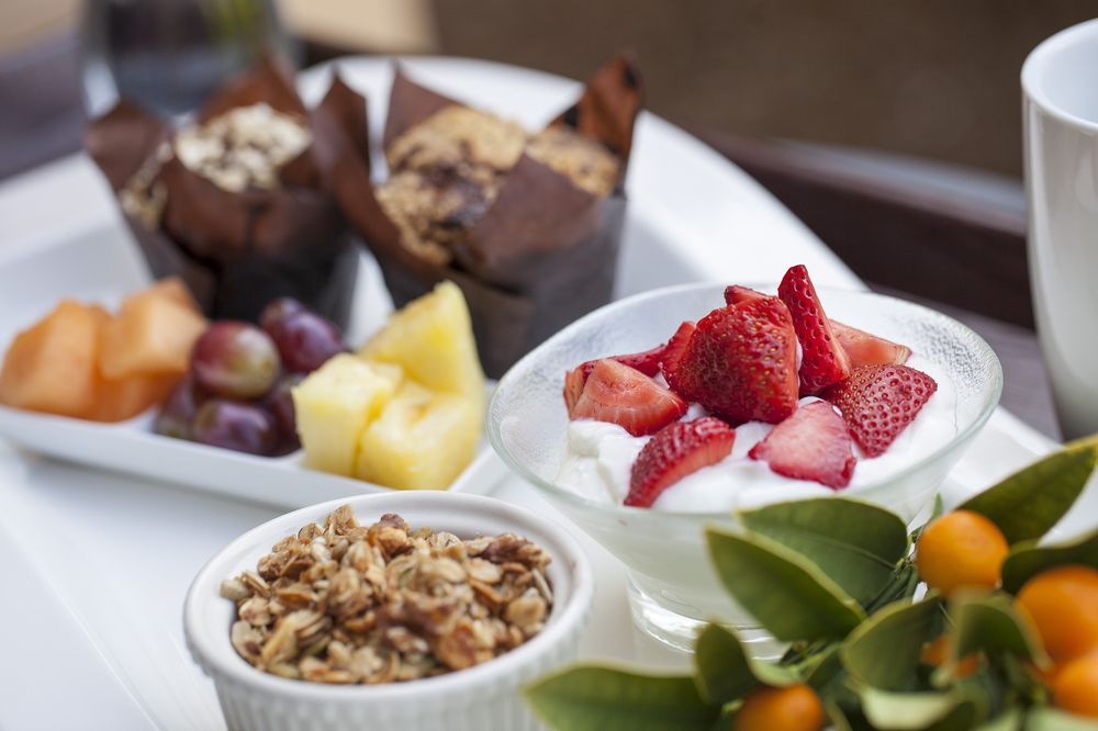 DoubleTree by Hilton Hotel & Spa Napa Valley: 3600 Broadway St, American Canyon, CA