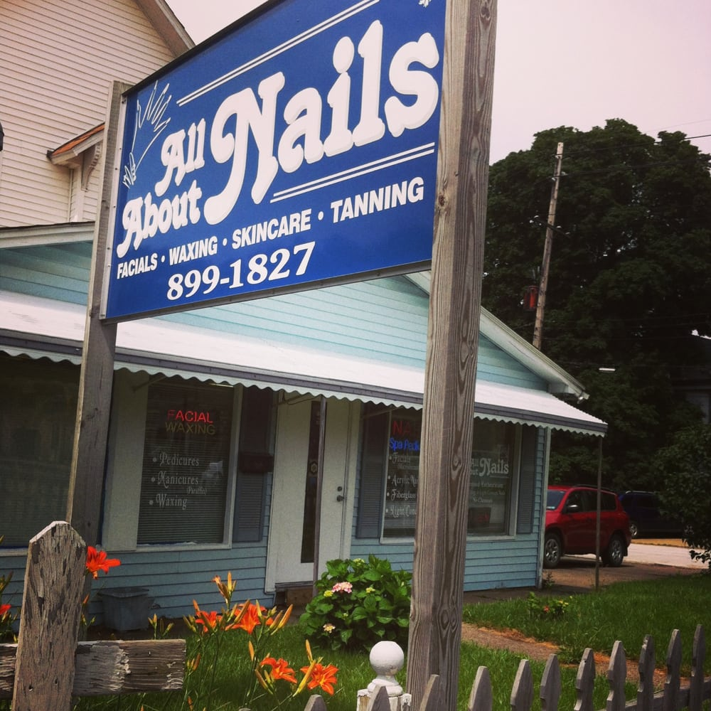 All About Nails & Skin Care: 2648 Buffalo Rd, Erie, PA