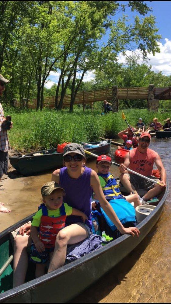 Ellistone Canoe Rental: N5370 County Rd J, Bangor, WI