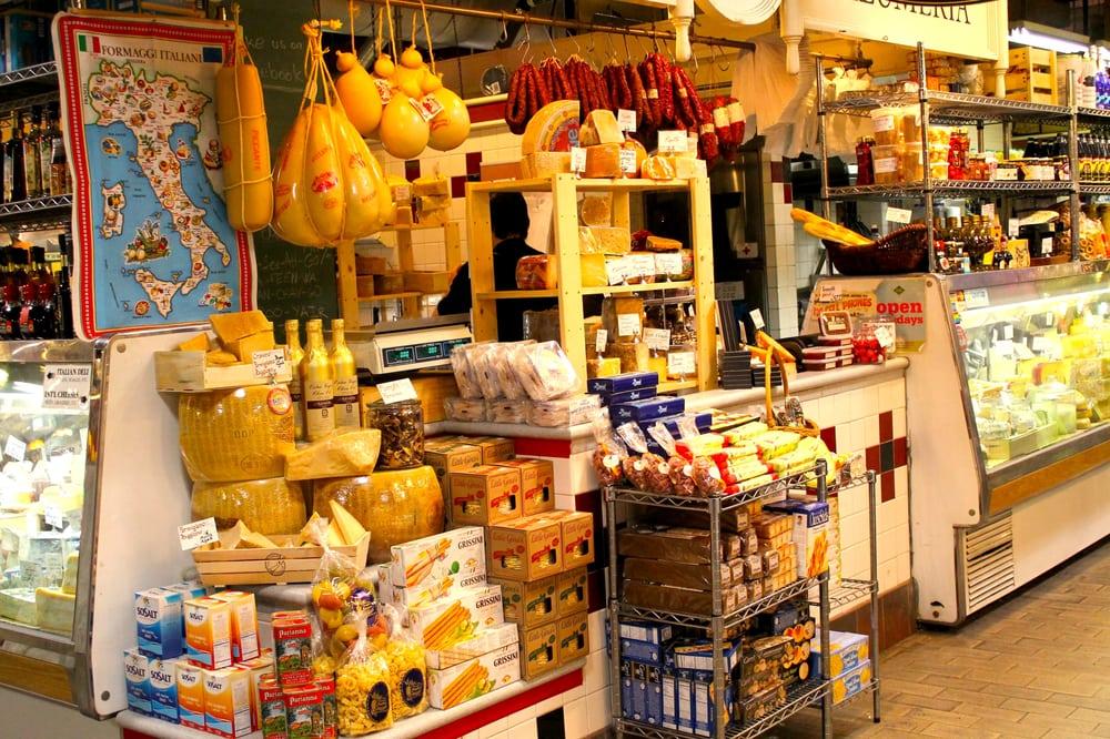 Italian Restaurants Near Reading Terminal Market