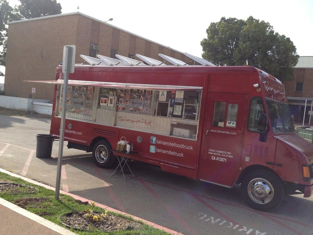 Tainamite Food Truck Yelp