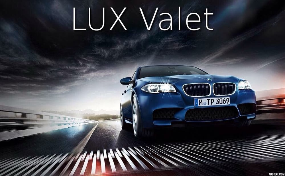 Lux valet 23 photos 18 reviews valet services palm for Certified mercedes benz mechanic near me