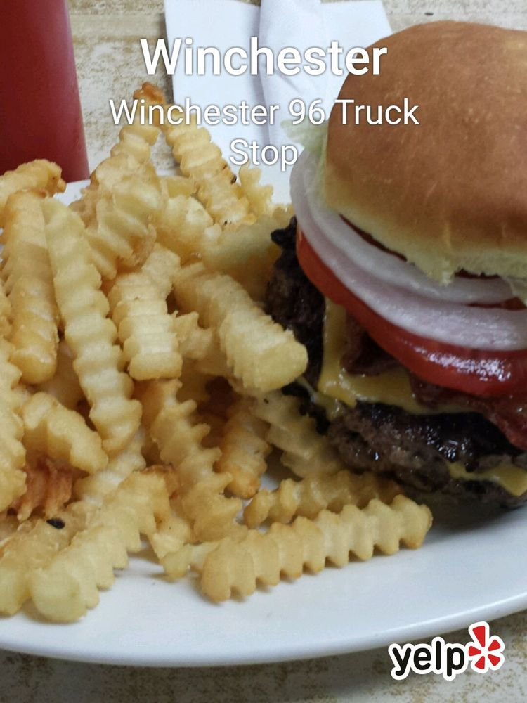 Winchester 96 Truck Stop: 510 Rolling Hills Ln, Winchester, KY