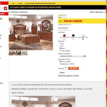 JMD Furniture - Furniture Stores -  B-D Richmond Hwy